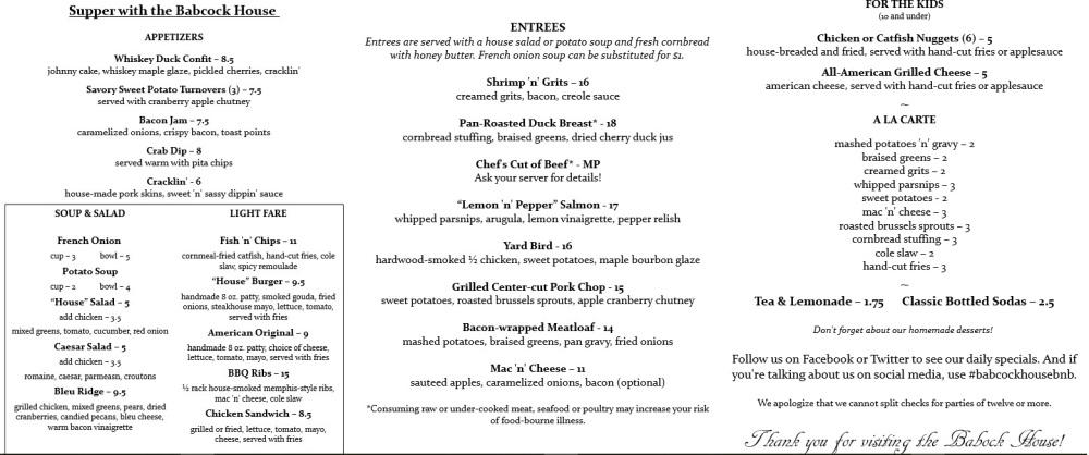 fall-winter-supper-menu