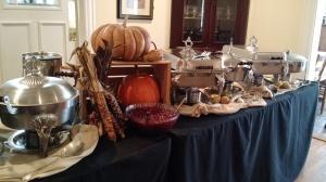 Thanksgiving Appomattox Virginia